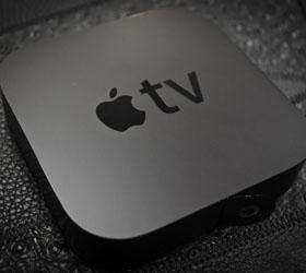 В России скоро появится телеприставка Apple TV