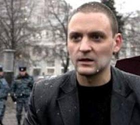 """На """"Марше свободы"""" Сергей Удальцов пообещал """"Новогодние сюрпризы"""""""