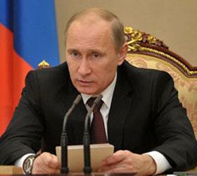Президент России обратится с ежегодным посланием к Федеральному собранию