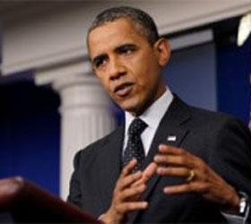Президент США согласен на ведение запрета на продажу боевого оружия