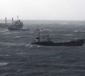 У берегов Турции российское судно терпит бедствие