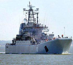 У берегов Сирии российские корабли проведут учения