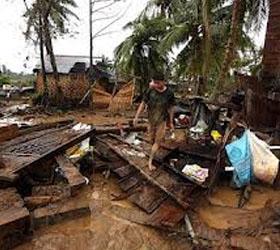 Увеличилось число жертв тайфуна на Филиппинах