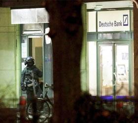 В берлинском банке сотрудники полиции освободили заложника