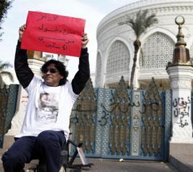 В Египте начался первый этап референдума по новой конституции