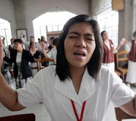 """В Китае было арестовано восемьсот человек секты  """"Бог Всемогущий"""""""