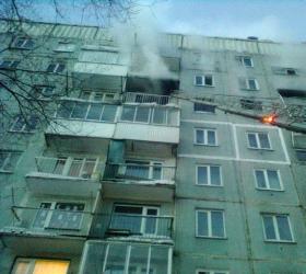 В Кемеровской области из-за взрыва газового баллона пострадали 8 человек, еще 2-е погибли