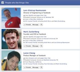 В Facebook теперь нельзя спрятаться от поиска