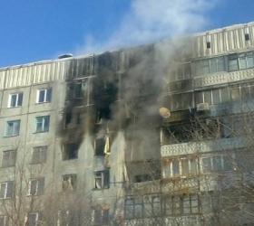 В Чечне в жилом доме произошел взрыв бытового газа