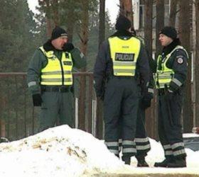 В Литве в грузовом автомобиле нашли тело российского гражданина в нижнем белье