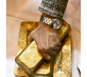 Михаил Прохоров намерен продать за 3,6 миллиарда долларов долю акций в Polyus Gold