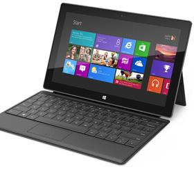 Объявлена дата и цена планшета Surface Pro