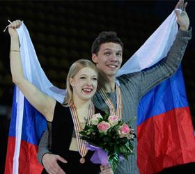 Чемпионами Европы по фигурному катанию стали Соловьев и Боброва