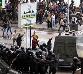 Египтом введены в Суэц дополнительные воинские части