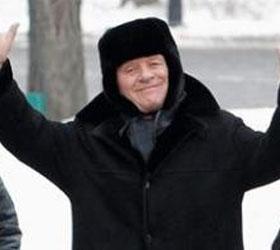 Энтони Хопкинс слег в одной из гостиниц Санкт-Петербурга с простудой