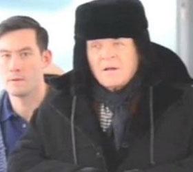 Энтони Хопкинс уже выздоровел и прогуливается по Санкт-Петербургу