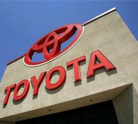 Лидером мировых продаж стала Toyota