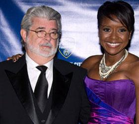 Джордж Лукас намерен жениться на главе DreamWorks Animation