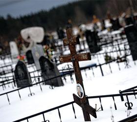 Москвичи смогут бронировать на кладбище место по интернету
