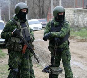 Одиннадцать боевиков уничтожено в Чечне