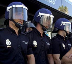 В Испании задержаны члены «русской мафии»