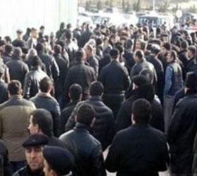 Протестующих в Азербайджане полиция обстреляла резиновыми пулями