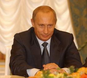 Владимир Путин поздравил всех россиян со светлым праздником Рождества