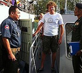 Сегодня судом Камбоджи будет допрошен Сергей Полонский