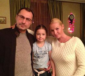 Свой день рождения Анастасия Волочкова отметила без Баскова