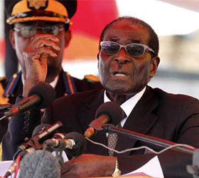 В казне Зимбабве накануне выборов осталось лишь двести семнадцать долларов
