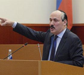 В отставку отправлено дагестанское правительство