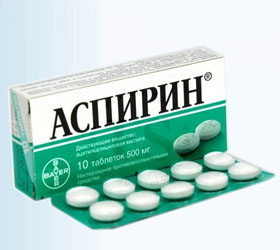 Виновником развития слепоты был признан аспирин