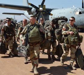 Французскими войсками занят аэропорт в малийском городе Кидаль