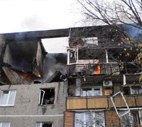 Прогремело три взрыва в жилых домах в один день