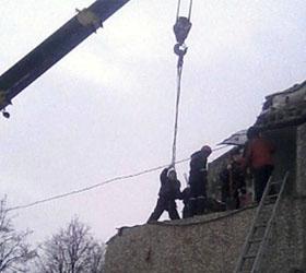 Завершен поиск людей на месте взрыва газа в Чувашии