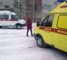 На севере столицы машина сбила четырех человек