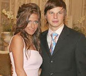 Андрей Аршавин вернулся в семью