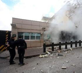 В Турции арестовали троих человек, которые организовали теракт у посольства США в Анкаре