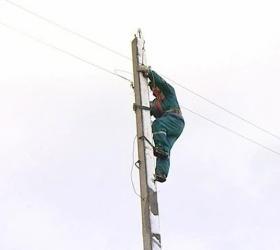 В Петербурге 4 тысячи человек остались без электричества