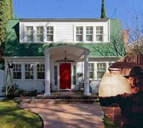 На продажу выставлен дом из фильма «Кошмар на улице Вязов»