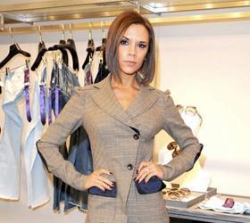 Виктория Бекхэм решила продавать одежду со своей старой коллекции