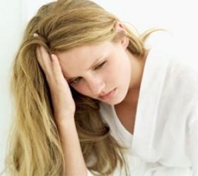 В среднем женщины тратят пять лет на неприятные переживания