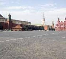На Красной площади в столице мужчина пытался себя пожечь