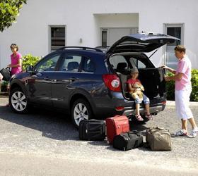 Подготовка машины к путешествию