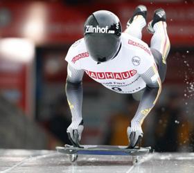 Россиянин стал чемпионом мира по скелетону