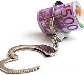 Председатель правления одного из банков Москвы подозревается в присвоении 10 миллионов рублей