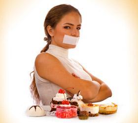 Ученые выяснили, что терпения у женщин хватает лишь на 5 недель диеты