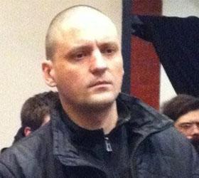 На панихиде по Долматову с Сергеем Удальцовым подрались нацболы