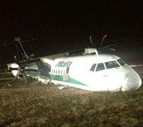 Инцидент с самолетом в Риме