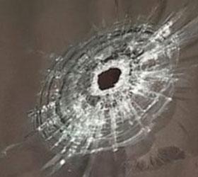 Тульский житель обстрелял школу-интернат из пневматического пистолета